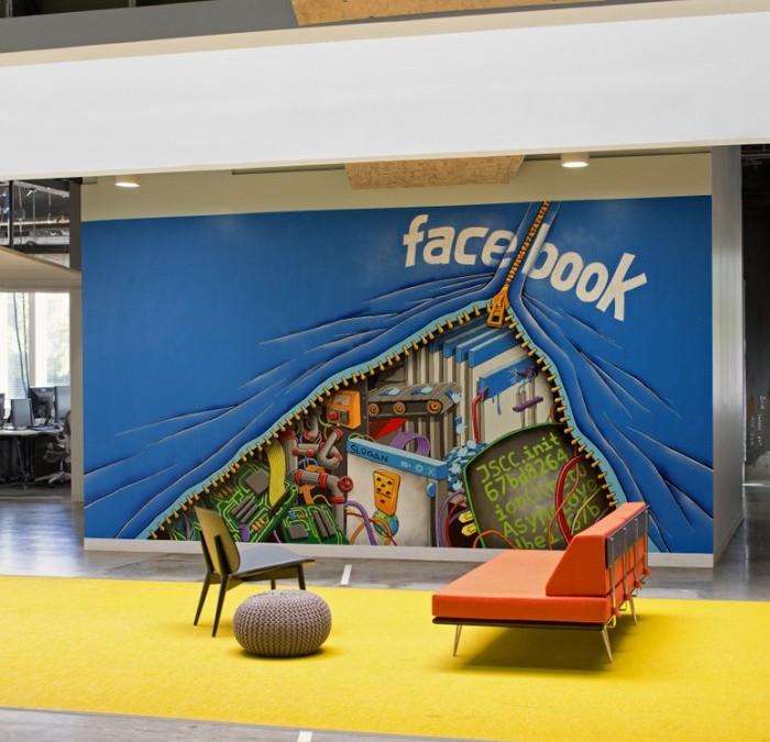 משרדי פייסבוק